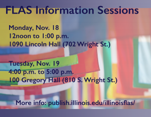 FLAS Info Session Dates
