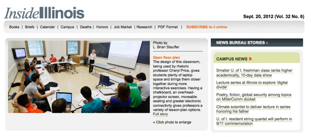 Collaborative Classroom Pilot Resources ~ Informal group on learning spaces a casual of