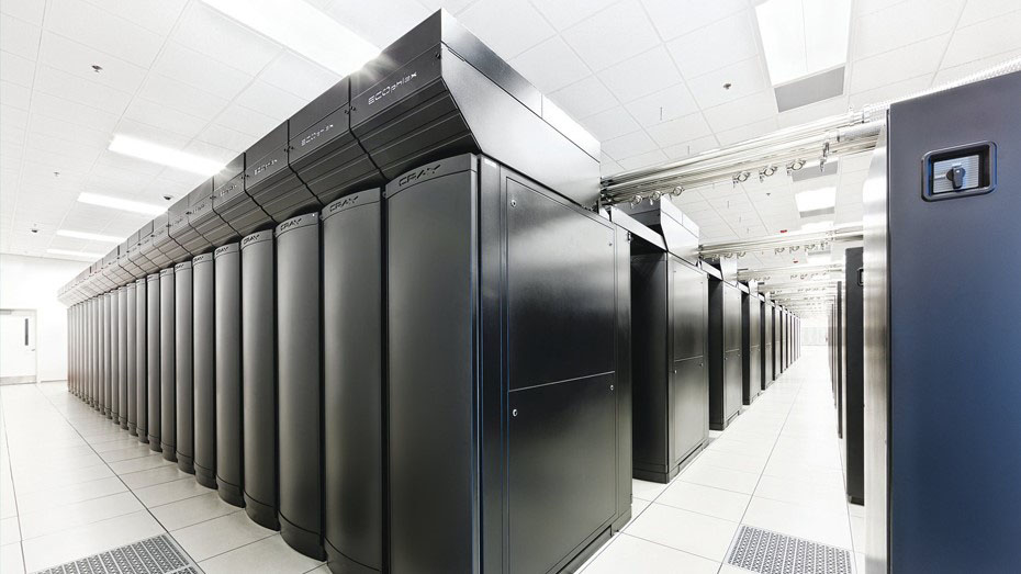 Blue Water supercomputing