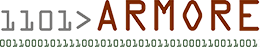 ARMORE logo