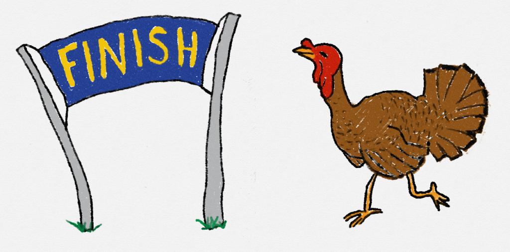 turkeyfinish
