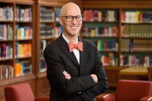 University Librarian John Wilkin