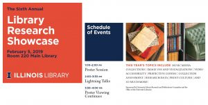 Library Research Showcase