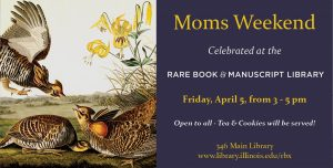 Moms Weekend Digital Sign