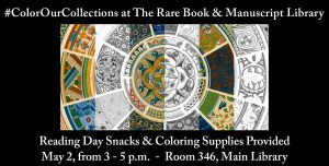 #ColorOurCollections Event