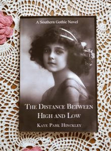 "cover of book, ""The distance between high and Low"""