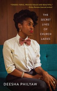 Cover art for the Secret Lives of Church Ladies
