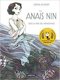 Cover art for Anaïs Nin sur la mer des mensonges
