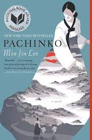 cover art for Pachinko