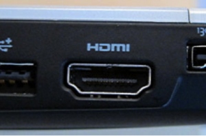 hdmi port photo