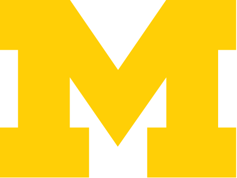 michigan 'm' logo