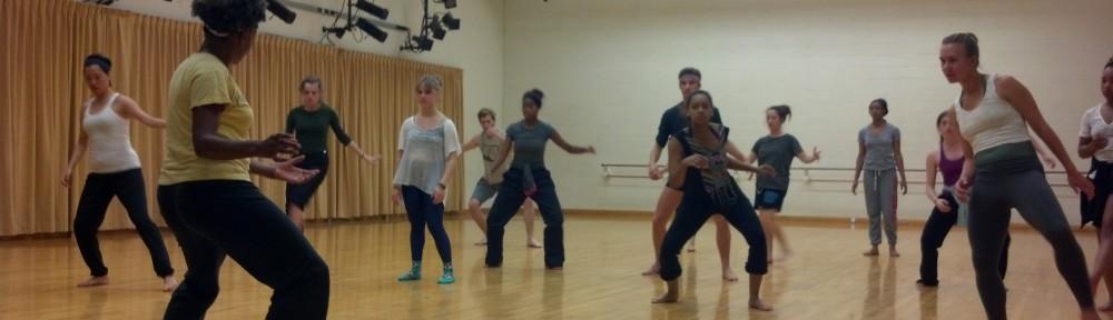 "November Dance 2013: Creating ""Big Tiny Little Dance"""