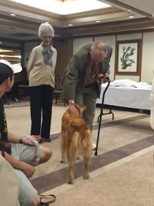 OTS Pet Visitations 6/18/15