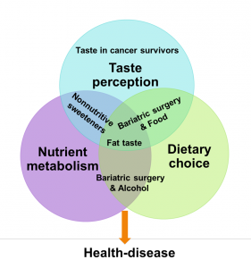 d93d026c46e5 Dr Pepino s overall goal is to establish a research program that integrates  analyses of taste perception with nutrient metabolism and the impact of  dietary ...