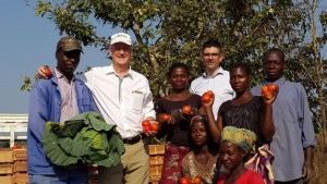 "GAIN - Tanzania Marketplace for Nutritious Foods - ""The Vegman"""