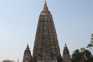 Mahabodhi Temple in Bodh Gaya/ Photo credit: ADMI/Alex Lake