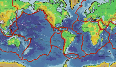 A Shift To Plate Tectonics The Emergence And Evolution