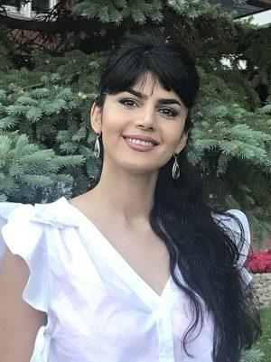 Sahar Hashemgeloogerdi