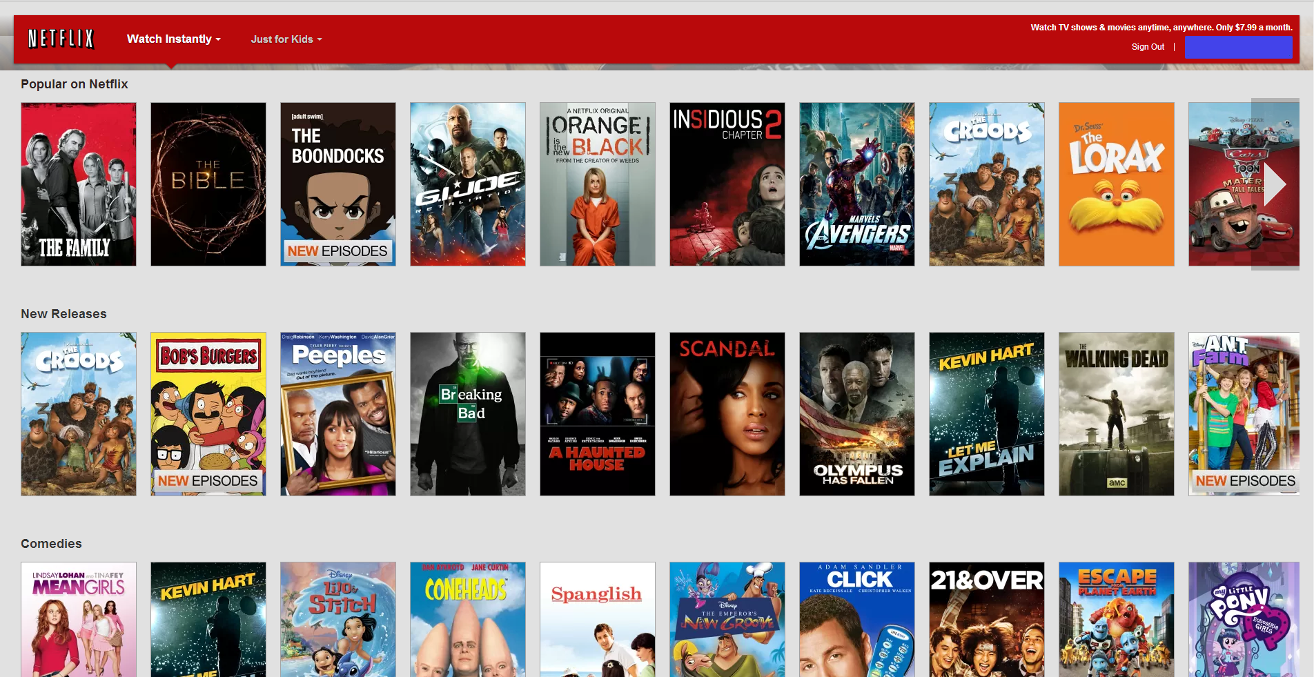 Like Picking Out A Netflix Movie – Dear Ishani