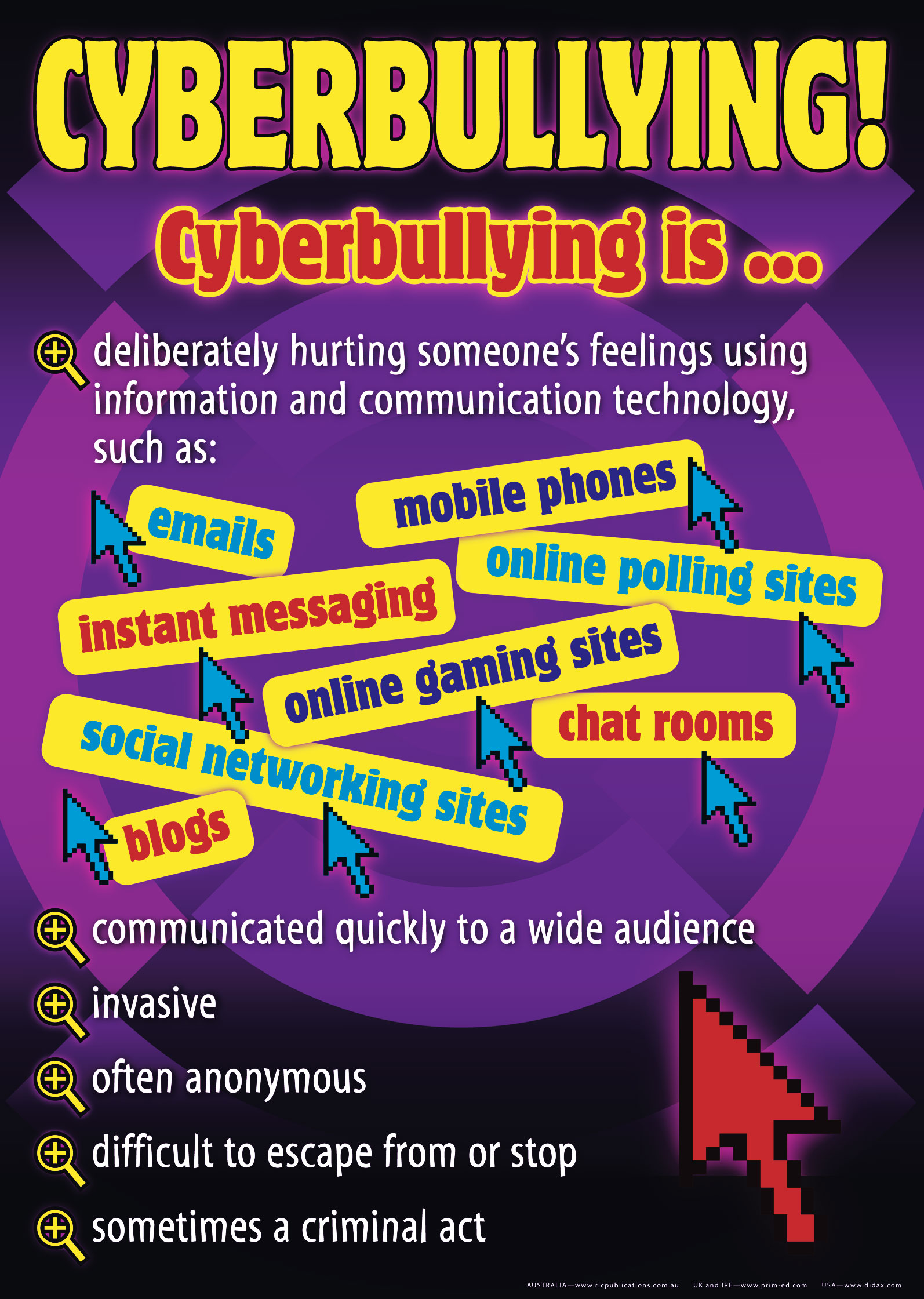 Cyberbullying A 21st Century Epidemic Social Policy In