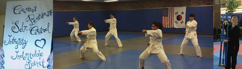 Tae Kwon Do at the University of Illinois at Urbana-Champaign