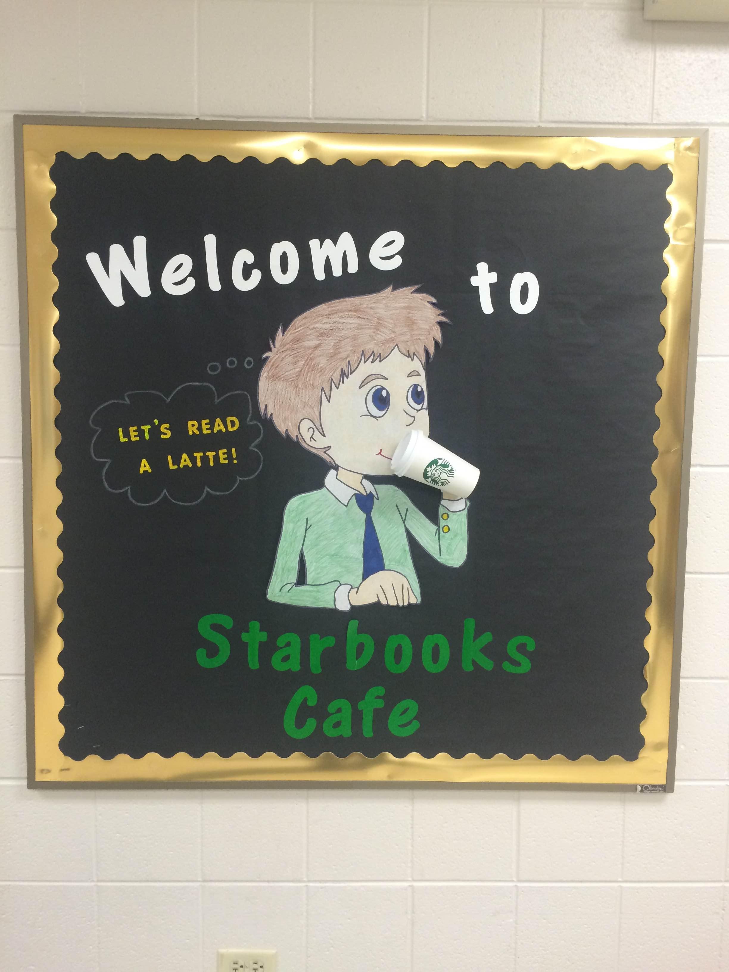 Starbooks Reading Cafe James Scholar Blog University