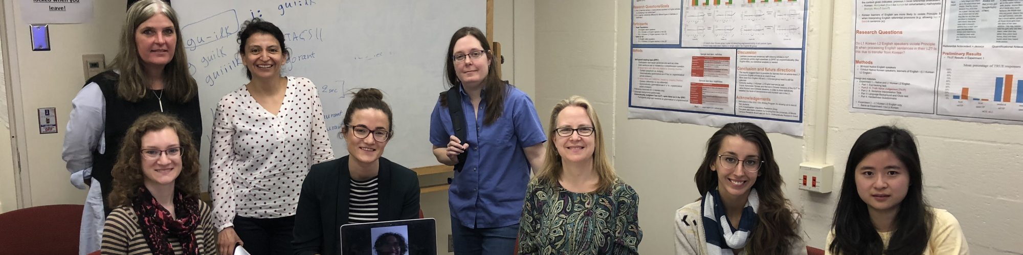 Second Language Acquisition and Bilingualism (SLAB) Lab