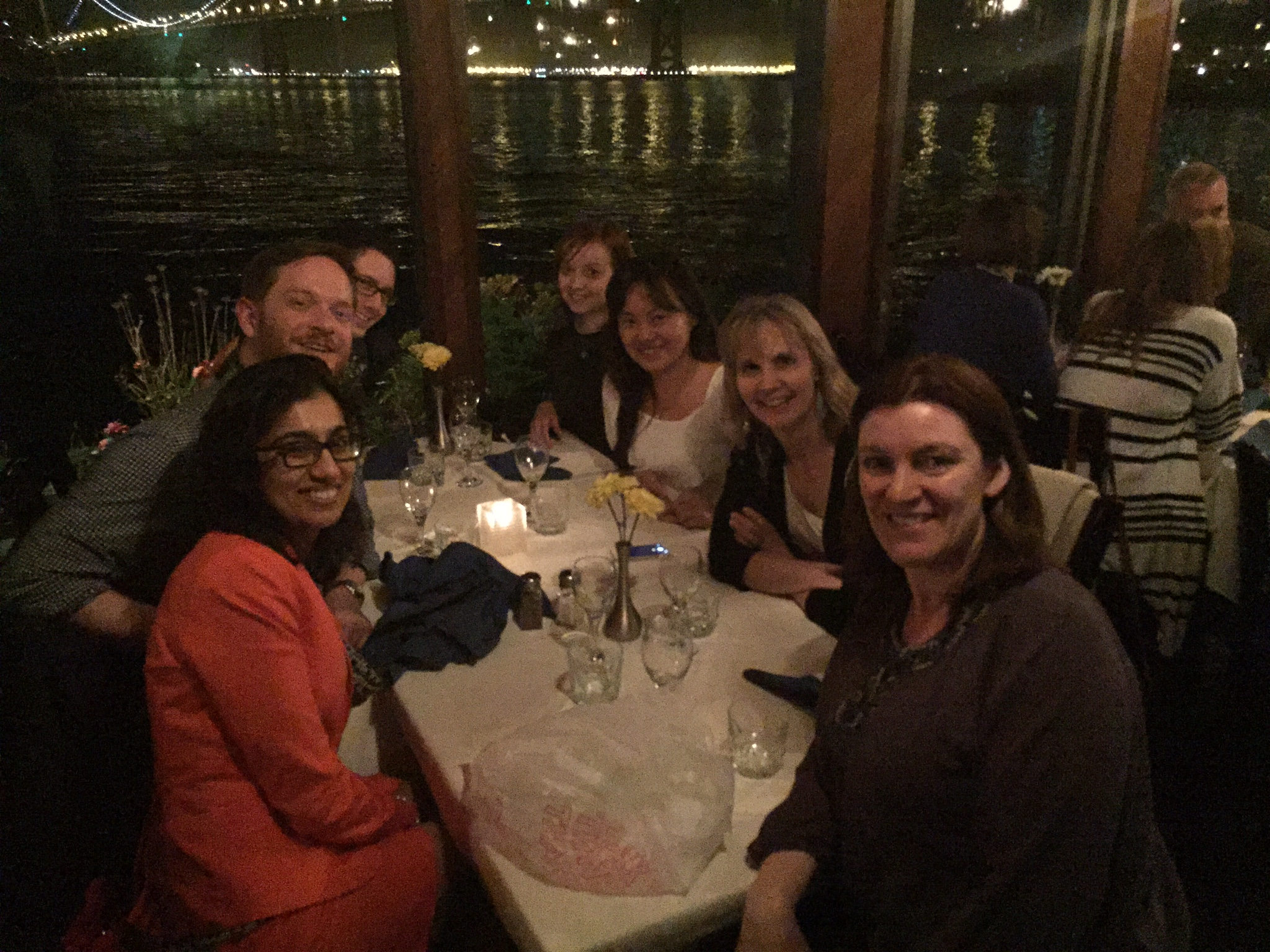 Pictures from Cognitive Neuroscience Society meeting    UIUC