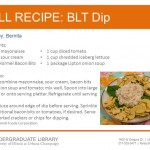 BLT Dip from Bernita