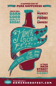 Homer Soda Festival