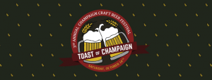 Toast of Champaign logo