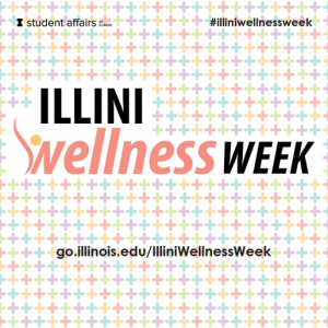 Illini Wellness Week logo