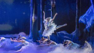 Darrell Hoemann/Champaign-Urbana Ballet during a rehearsal of CU Balllet's production of the Nutcracker at Krannert Center on Wednesday, November 30, 2016.