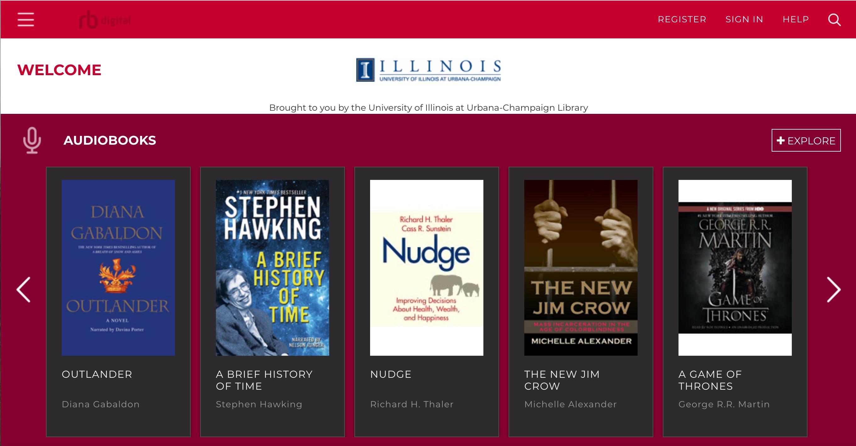 books | Undergraduate Library Blog - University of Illinois