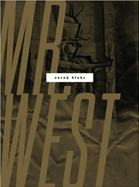 cover art of Mr. West by Sarah Blake