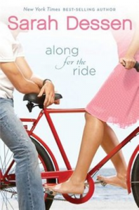 book cover of Along For the Ride by Sarah Dessen