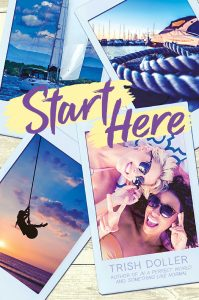 Book cover for Start Here