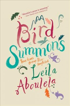 stylized text reads Bird summons