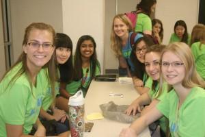 Sarah Garrow's group