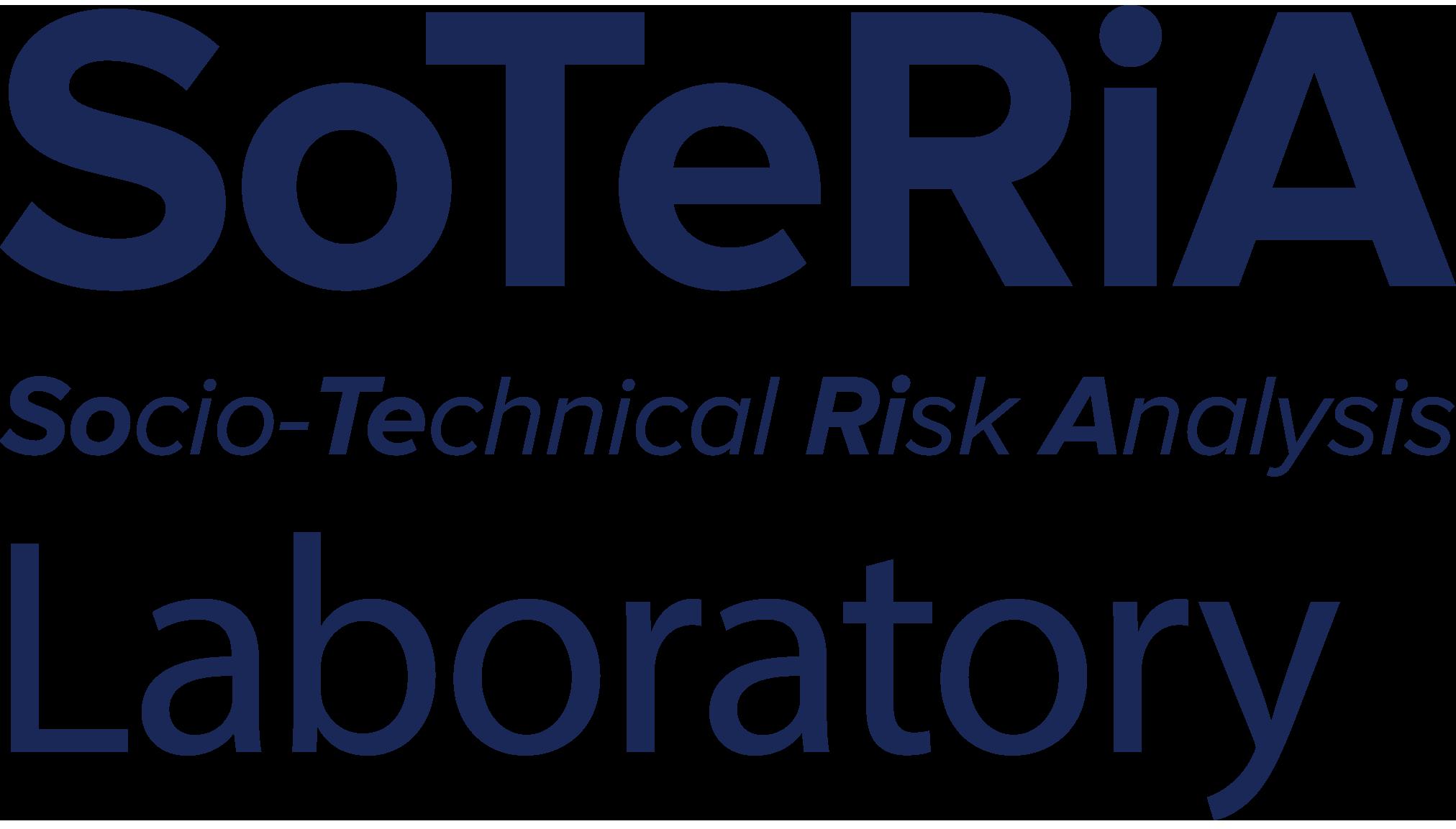 soteria lab logo