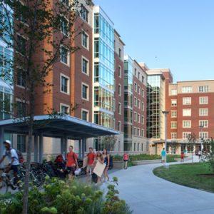 Undergraduate Residence Halls