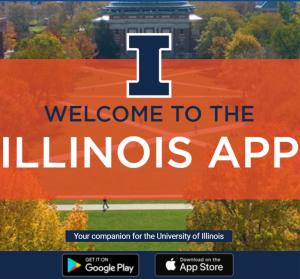 Download the Illinois App