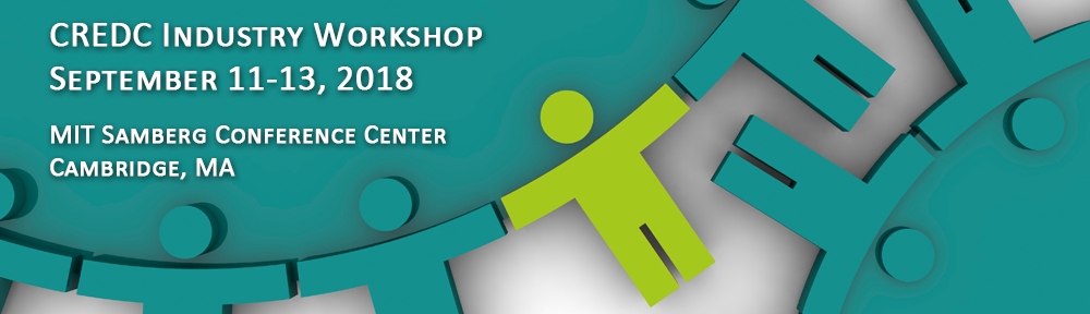 2018 CREDC Industry Workshop