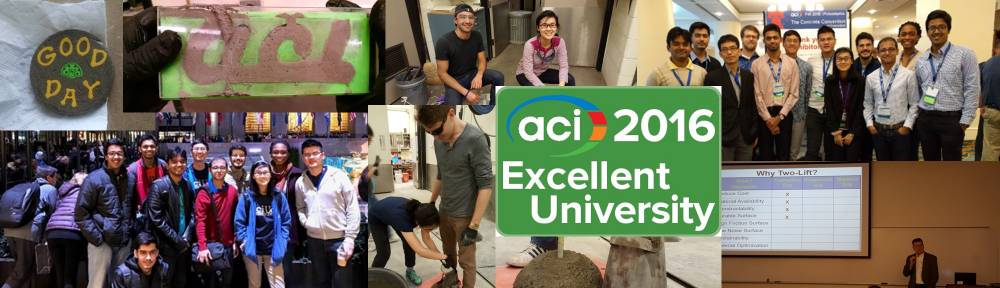 American Concrete Institute Student Chapter
