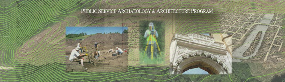 Public Service Archaeology & Architecture Program