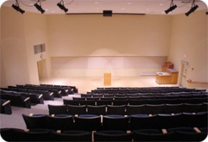 Spurlock Auditorium