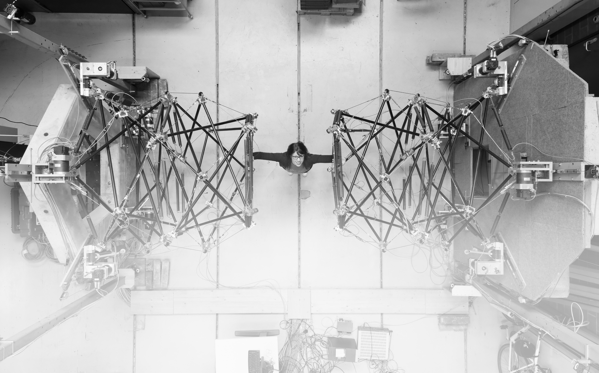 Sychterz Modular Adaptive Resilient Transformable Infrastructure Laboratory