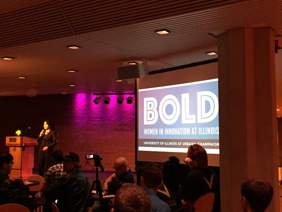 BOLD - Women in Innovation and Entrepreneurship