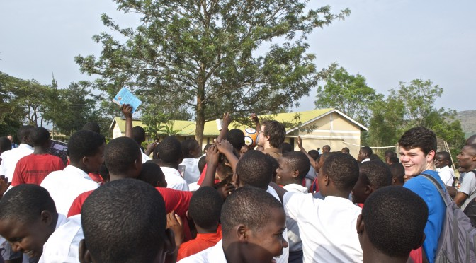 Day 4 – Uganda (Lauren M.)