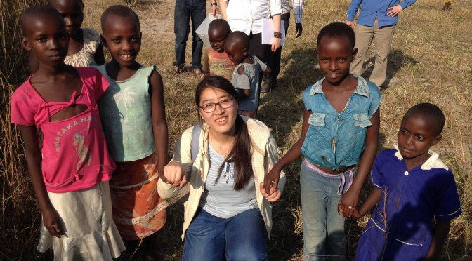 Day 6 Uganda – Life is beautiful, the world is beautiful (Liying)